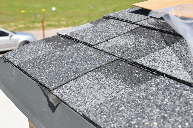 How to Rent the Proper Sized Dumpster for a Roofing Shingles Project